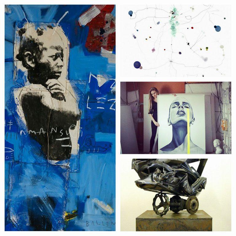 Galerie Ewa Helena in der Fabrik der Kuenste