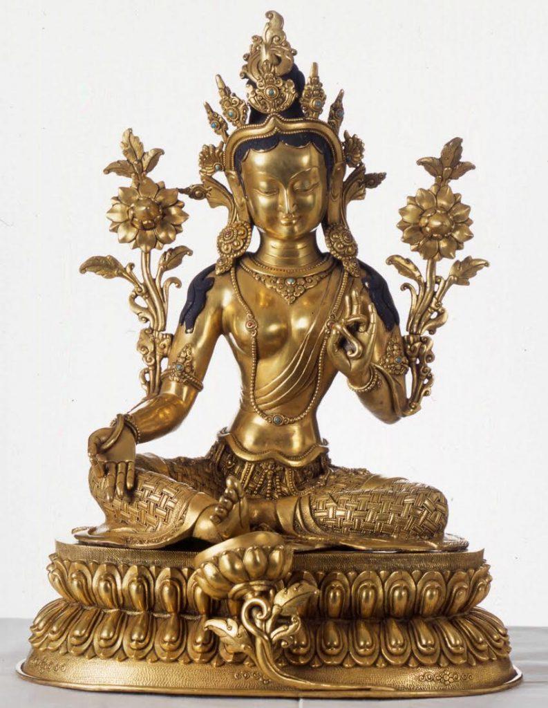 Manoj Rauniar Tibetan Lama Art Galerie Ewa Helena
